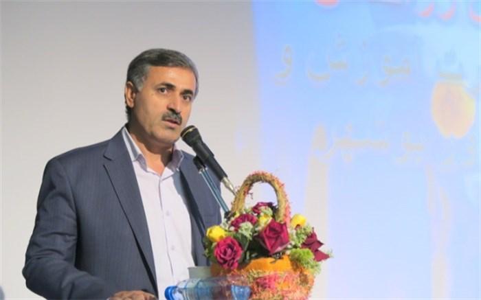 انتصاب سرپرست اداره کل بازرسی و امور حقوقی استانداری بوشهر+عکس
