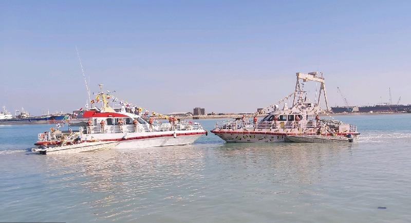 الحاق ۴فروند شناور به ناوگان دریابانی بوشهر