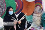 معجزهی دستان هنرمند یک زن