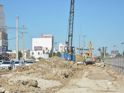 پیمانکار تقاطع غیر همسطح شهید مطهری بوشهر کنار گذاشته شد
