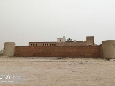 قلعه کلات اهرم