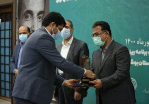 دستگاههای برتر استان در جشنواره شهید رجایی معرفی شدند