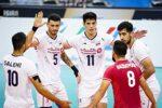 ایران قهرمان والیبال آسیا شد