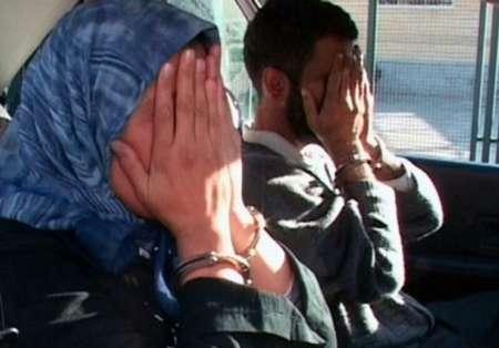 زوج کلاهبردار سایت دیوار دستگیر شدند