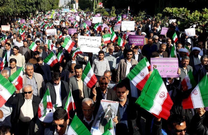 راهپیمایی ۲۲ بهمن در استان برگزار نمی شود