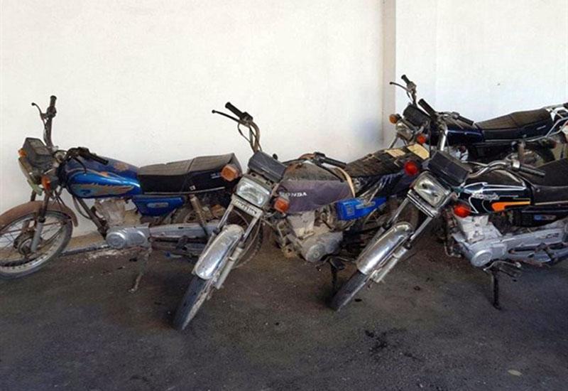 طرح ترخیص موتورسیکلتهای رسوبی در بوشهر ادامه دارد