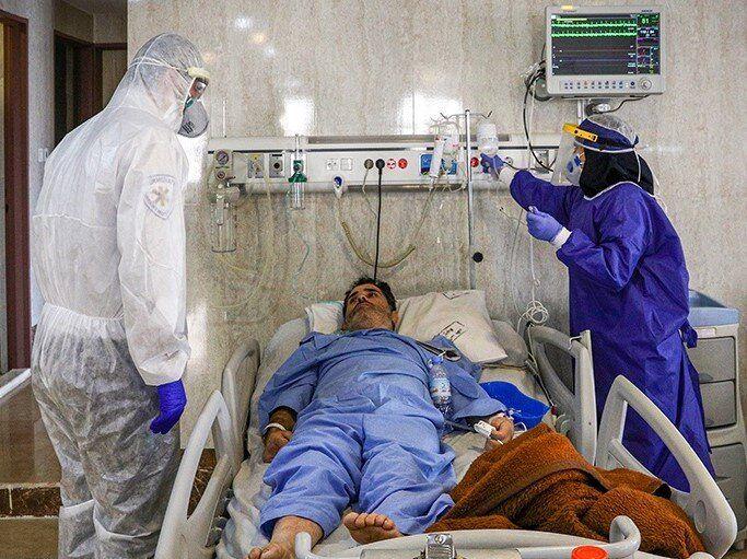 ۸۰ درصد ظرفیت بیمارستانهای بوشهر از بیماران کرونایی پر شدهاست