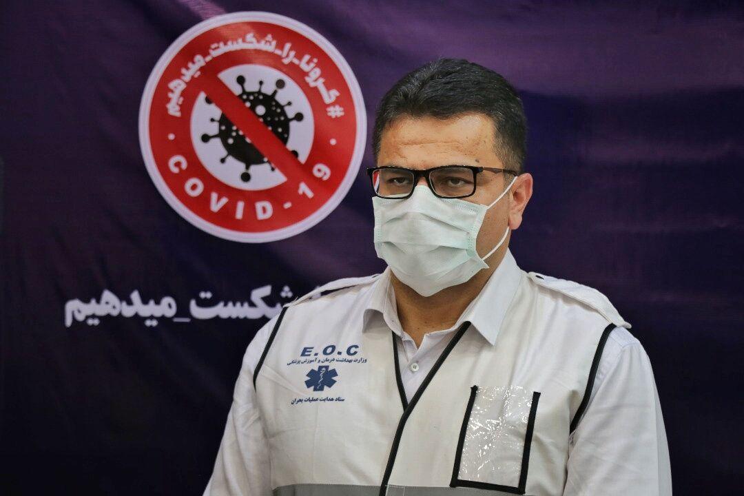 اجرای واکسیناسیون خودرویی در بوشهر /آغاز تزریق واکسن کرونا به سالمندان بالای ۷۵ سال