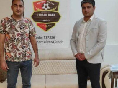 دو مربی بوشهری در راه لیگ آذربایجان+عکس