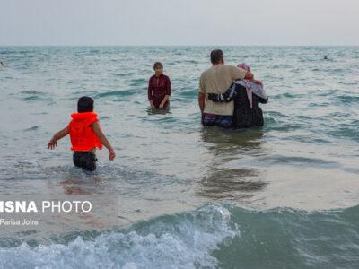 سواحل بوشهر در این روزهای کرونایی